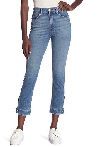 - rag & bone Cuffed Cigarette Jeans - Avery - Size 24