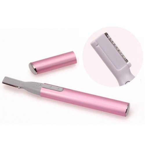 Smallwise Trading Neue Micro drahtlose elektrische Lady Shaver Augenbrauen-Trimmer Shaper Beine Bikini Haarentferner