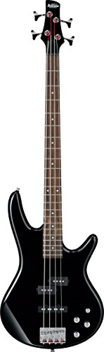 (Ibanez 4 String Bass Guitar, Right Handed, Black (GSR200BK) )
