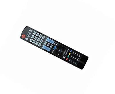 Replacement Remote Control Fit For LG 55LF6100 60LF6100 50LF6100-UA 50PX4DR-H 50PX1D 42PX4D Smart 3D Plasma LCD LED HDTV TV