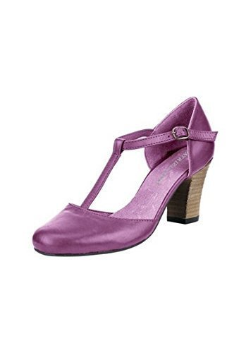 Zapatos de tacón de Cuero de Andrea Conti Cyclam