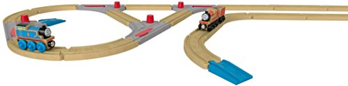 Fisher-Price Thomas & Friends Wood, Turnout Track ()