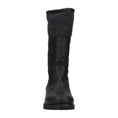 B2 Belinda Nero Panama Donna Jack Boot per ganU64qU
