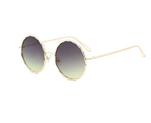 5 Gafas Hombre Yxsd SunglassesMAN Peso Deportes polarizado protección Marco Color Ligero 7 Sol UV400 Metal de Aviador de xnFafF5p