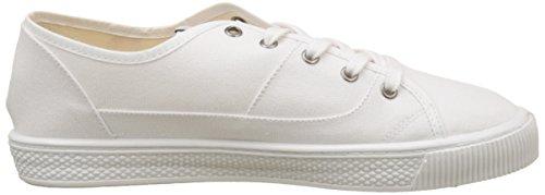 Bianco Levi's Brillant Sneaker Uomo 2 White Malibu qwtwB6g4Z