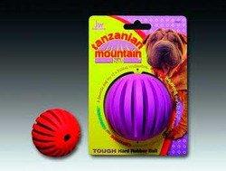 JW PET COMPANY, INC - TANZANIAN MOUNTAIN BALL (SMALL ASSORTED COLORS)