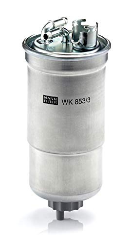 Mann-Filter WK 853/3 X Fuel Filter (Vw Beetle Fuel Injection)