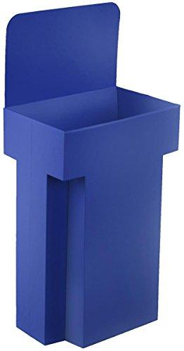 Set of 7 - Cardboard Dump Bin for Floor, Impulse Basket, Pop Display, 42.3