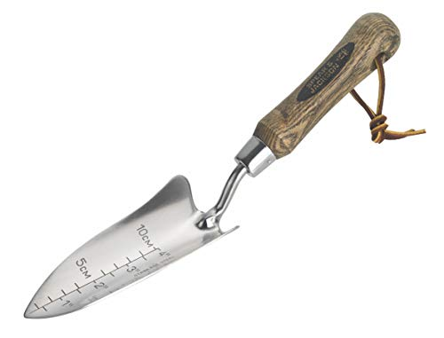 Spear & Jackson Traditional Stainless Steel Transplanting Trowel