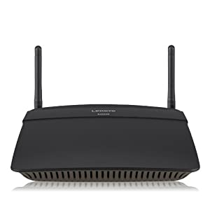 Linksys AC1200 Dual Band Smart Wireless Router (EA6100-CA)