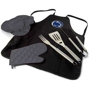 PICNIC TIME NCAA Penn State Nittany Lions BBQ Apron Tote Pro