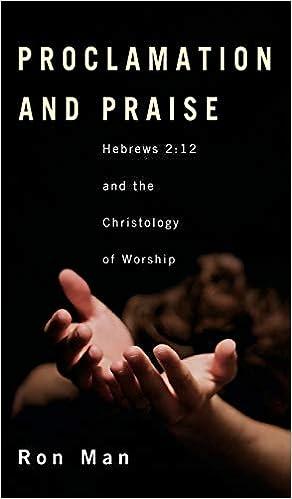 Proclamation and Praise: Amazon.es: Man, Ron: Libros en ...