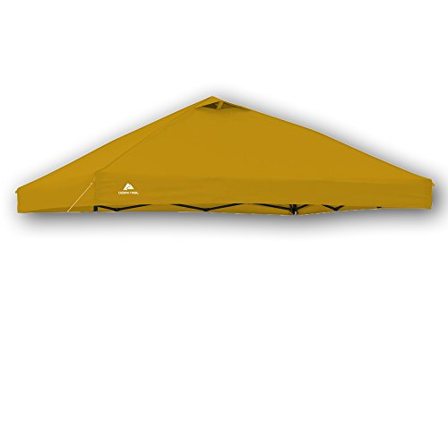 Canopy Top for Ozark Trail Coleman First Up 10 x 10 Tent Replacement Yellow