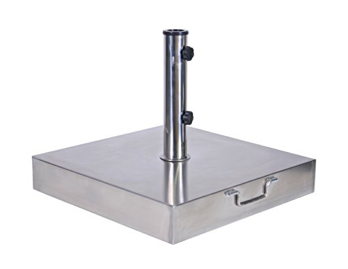 UPC 816469011408, MIYU Furniture 100 lb Stainless Steel Umbrella Base