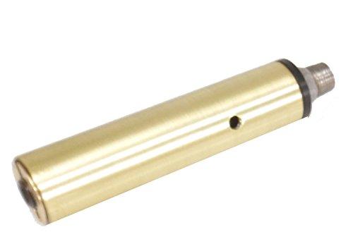 - Palmer Pneumatics Rock Regulator Brass - Adjustable 0-250 psi - 1-8 NPT Male Input - 10-32 Female Output