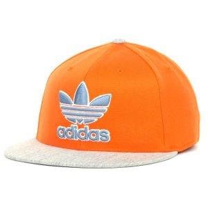 adidas Hat Originals Phoenix 210 Flex Cap Orange/Grey Large/X-Large 7 1/4-7 5/8