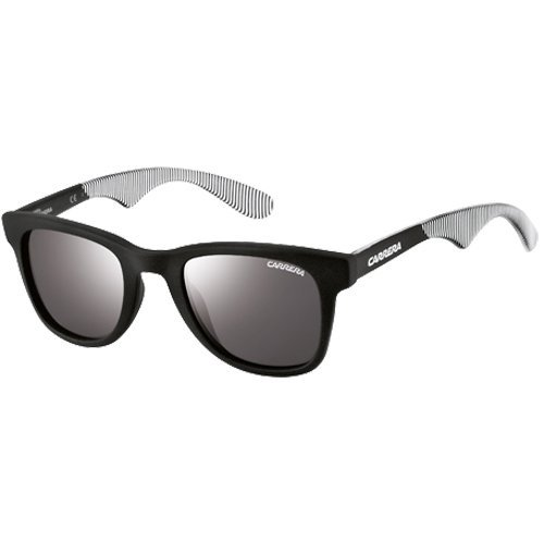 087b9fe60c Carrera 6000 S Adult Rectangular Sunglasses - Soft Black Black Crystal Black