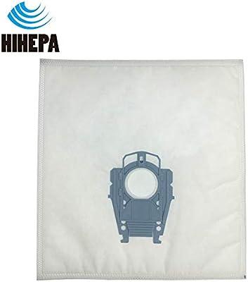 HBK - Bolsas de Polvo para aspiradora Bosch BBZ41FP BBZ52AFP1 BSG82020 BSG82050 BSG82077AU Fit Part 468264, 10 Unidades: Amazon.es