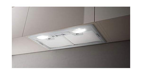 Inca Smart C LG A70 - Campana extractora de cocina (70 cm), color gris claro: Amazon.es: Grandes electrodomésticos