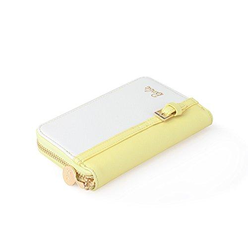 Barbie modern reisen shop mädchen Karte Geldtasche BBPS061.01A Gelb