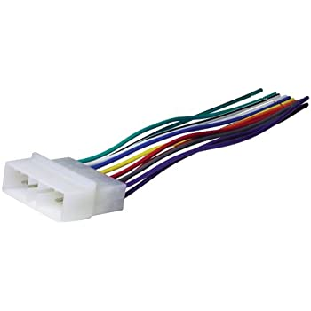 31TIjAZqkzL._SL500_AC_SS350_ amazon com scosche je01b wire harness to connect an aftermarket Scosche Wiring Harness Color Code at eliteediting.co