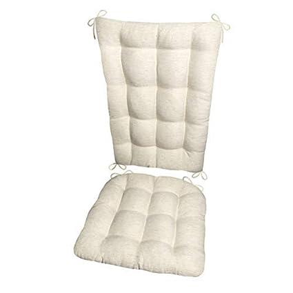 Outstanding Amazon Com Barnett Products Granite Natural Rocking Chair Uwap Interior Chair Design Uwaporg