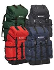 Everest 24-inch Polyester Hiking Backpack in Navy