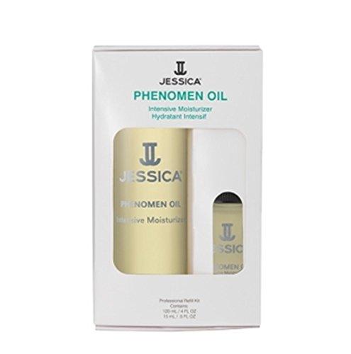 Jessica - Professional Refill Kit - Phenomen Oil - 120 mL/4 oz & 15 mL/0.5 oz