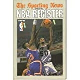 The Sporting News Official NBA Register, Sporting News Staff, 0892043660