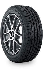 Firestone Firehawk AS Performance Radial Tire - 225/45R17 94V (Firestone 225 45 17)