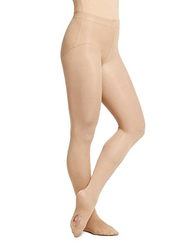 Capezio Women's Ultra Soft Transition Tight (small/medium, Toasted Almond) by Capezio