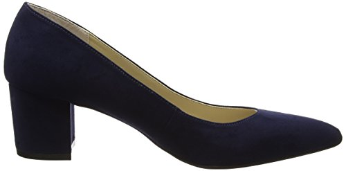 Women's Pumps Briars Toe Blue Closed Lotus Navy ZIwx4Bwd