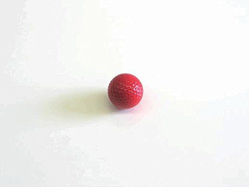 Red Golf Balls (Pack of 12)