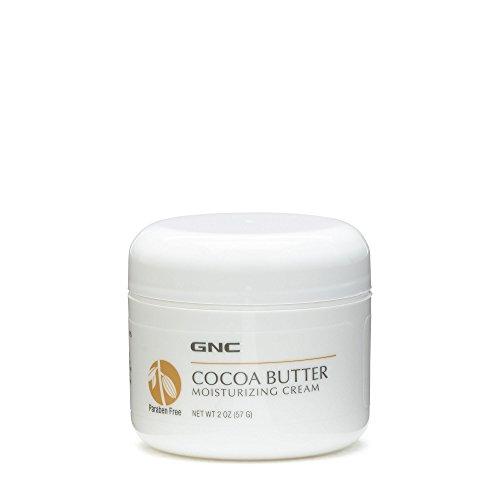 GNC Cocoa Butter Moisturizing Cream, 2 ozs