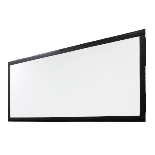 StageScreen Silver Projection Screen Surface Finish: CineFlex, Size/Format: 330