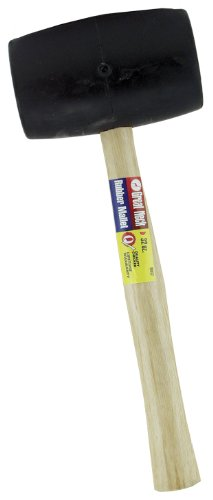 Great Neck Saw RM32 Rubber Mallet