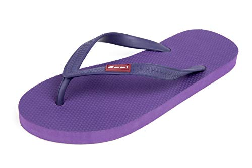 1057c45b97dd OLLI Flip Flops for Women - Fair Trade Natural Rubber - Eco Friendly    Vegan (