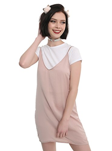 hot topic dresses pink - 4