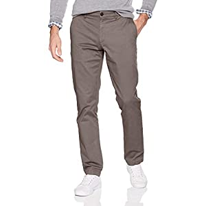 "Amazon Brand – Goodthreads Men's ""The Perfect Chino Pant "" Slim-Fit Washed Comfort Stretch"