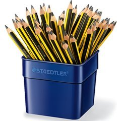 Staedtler noris 119 triplus jumbo triangular learners pencil HB - school classroom pencils by Staedtler by Staedtler