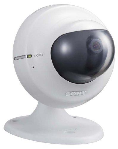 Sony SNC-M3 Pan/Tilt IP Network Camera w/Audio