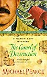 The Mamur Zapt and the Camel of Destruction by Michael Pearce front cover