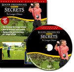 Roger Fredericks Reveals Secrets to a Powerful Golf - Frederick Outlets