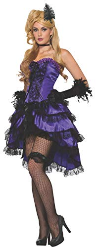 Forum Women's Amethyst Saloon Girl, as as Shown, Standard -