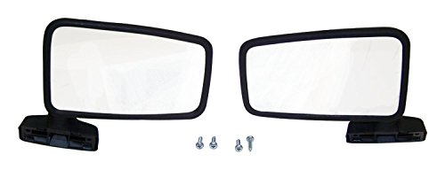 Mirror Set 1987-1993 YJ Wrangler w/ FuIncludes Left and Right Mirrors 55027207K