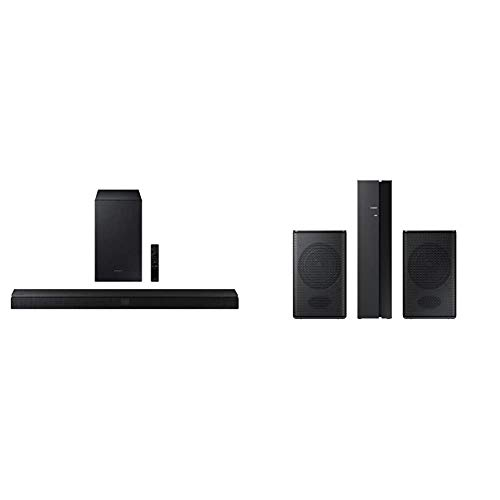 Samsung HW-T550 Acoustic Beam T Series Soundbar with Samsung SWA-8500S 2.0 Speaker System