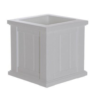 Amazon Com Cape Cod Rectangular Planter Box Size 14 X 14 Color