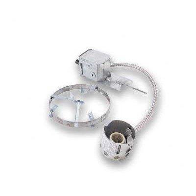 (Lightolier 1003R Non-IC 5 Inch Remodeler Frame-In Kit Incandescent Lytecaster)