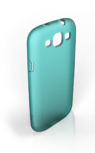Gear4, Inc. AG007G Jumpsuit Boost Case for Samsung Galaxy S III - 1 Pack - Retail Packaging - Blue