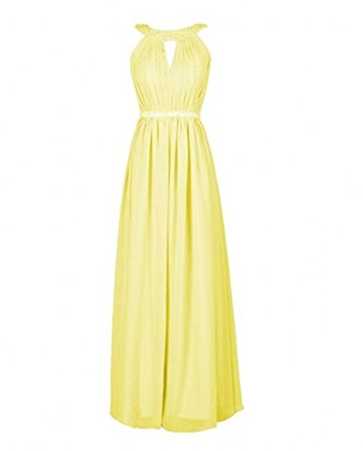 Leader of the Beauty - Robe - Femme -  jaune - 46